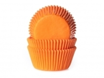 Muffinssivuoka 60kpl/pkt, oranssi