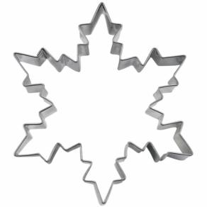 Lumihiutale 8,0cm pikkuleipämuotti