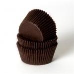 Muffinssivuoat 50kpl/pkt, ruskea
