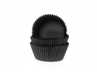 Mini-muffinssivuoka 60kpl/pkt, musta
