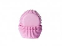 Mini-muffinssivuoka 60kpl/pkt, pinkki