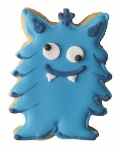 Monsteri pikkuleipämuotti B vihreä 679