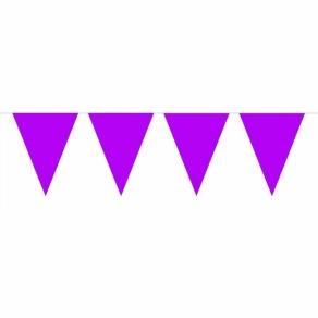 Muovinen viiribanneri, violetti 10metriä F