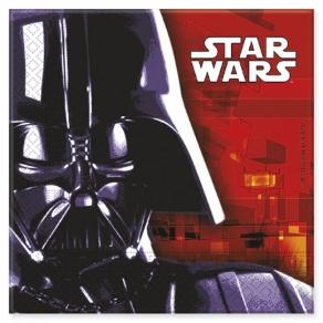 Star Wars lautasliinat 16kpl/pkt