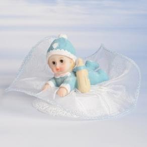 kakkukoriste poikavauvan ristiäisiin