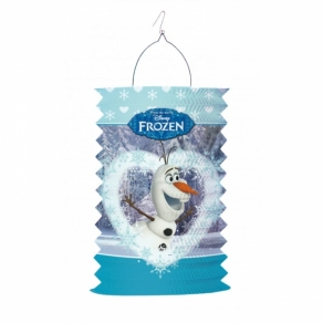 Frozen paperilyhty kork. 28cm