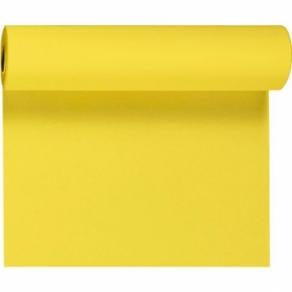 Poikkiliinarulla 0,4m x 4,8m, keltainen