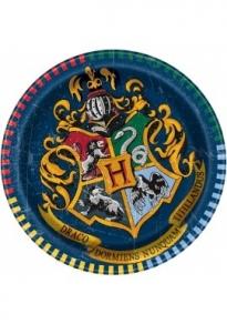 Harry Potter pienet pahvilautaset 8kpl/pkt