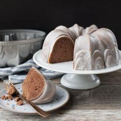 Nordic Ware, Fleur de lis kahvikakkuvuoka