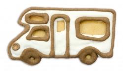 Asuntoauto pikkuleipämuotti