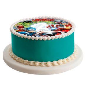 Kakkukuva, Marvel Avengers kuva 2