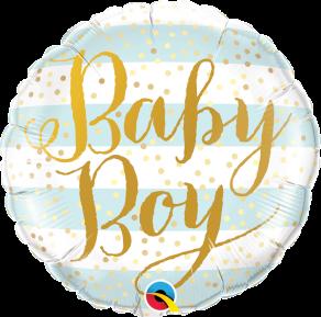 Baby Boy raidat perusfoliopallo