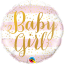Baby Girl raidat perusfoliopallo