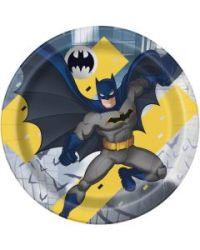 Batman pahvilautanen 8kpl/pkt