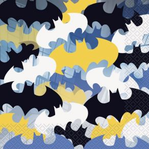 Batman lautasliina 16kpl/pkt uusi