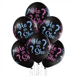 He or She ilmapallo