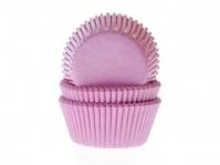 Muffinssivuoat 50kpl/pkt, Vaaleanpunainen