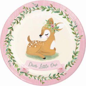 Deer Little One isot lautaset 8kpl/pkt