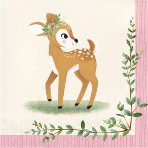 Deer Little One lautasliinat 16kpl/pkt