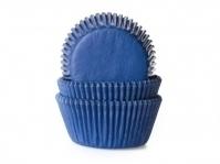 Muffinssivuoat 50kpl/pkt, farkunsininen
