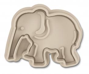 Elefantti painomuotti 5,5cm