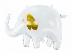 Elefantti, muotofoliopallo