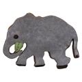 Elefantti pikkuleipämuotti