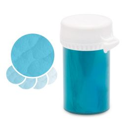 Veden sininen pastaväri 25g pastellisävy  - Juhlax