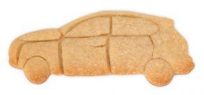 Farmariauto pikkuleipämuotti 9cm