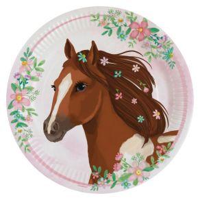 hevonen pahvilautanen