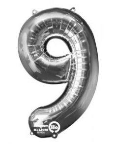 Numerofoliopallo 9, hopea 66cm