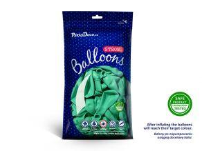 Kumipallot 10kpl/pss, pastel mint green