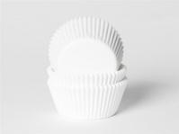 Muffinssivuoat 50kpl/pkt, valkoinen