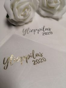 Ylioppilas 2020 servetit