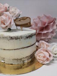 Ylioppilaslakki kakkukoristetikku koivuviilu