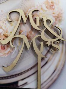 Mr & Mrs kakkukoristetikku, koivuviilu