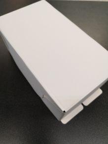 Pahvinen voileipäkakkulaatikko 28x15x12cm UMPIKANNELLA