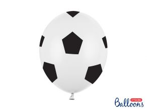 Jalkapallo kumipallot 6kpl/pss