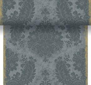 Poikkiliinarulla 0,4m x 4,8m, Royal Grey