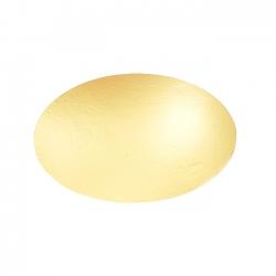Kakkupahvi kulta/hopea ø 30cm