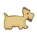 Koira pikkuleipämuotti