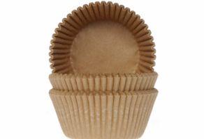 muffinssivuoka vaaleanruskea