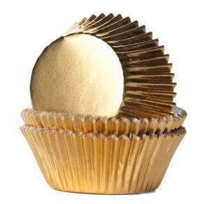kultaiset muffinssivuoat folio