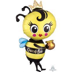 Kuningatarmehiläinen muotofoliopallo