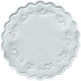 Duni kupinalunen valkoinen