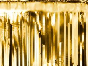 Lamee nauhakoriste kulta 18,5 x 400cm