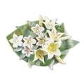 Liljankukka 2-osainen painomuottisetti