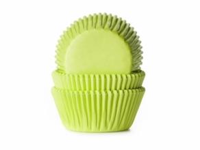 Muffinssivuoat 50kpl/pkt, Lime