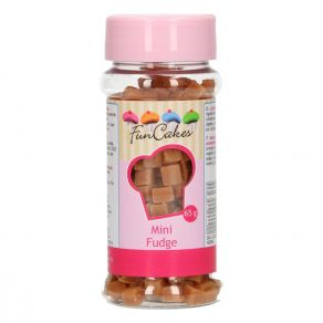 mini fudge palat