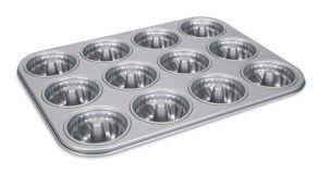 Minikahvikakut leivontavuoka
